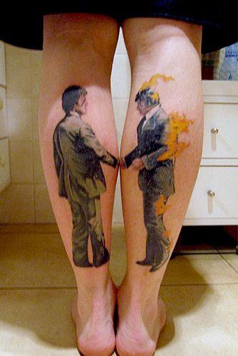 Best Pink Floyd Tattoos part I11