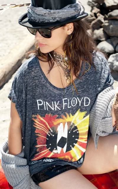 Pink Floyd Girls 13