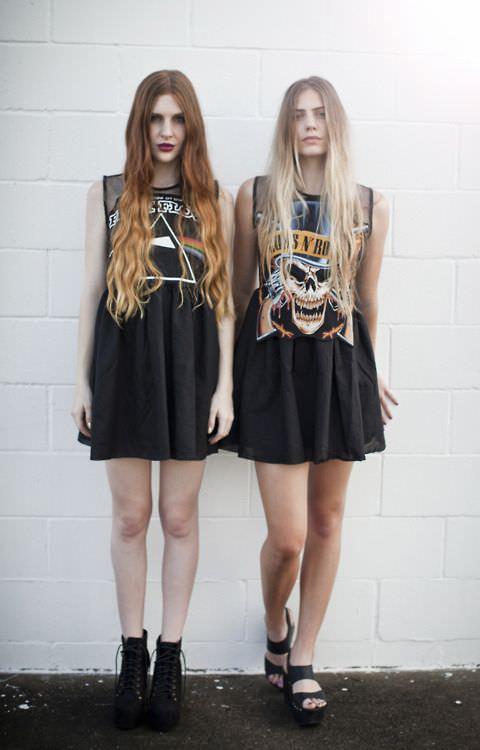 Pink Floyd Girls 2