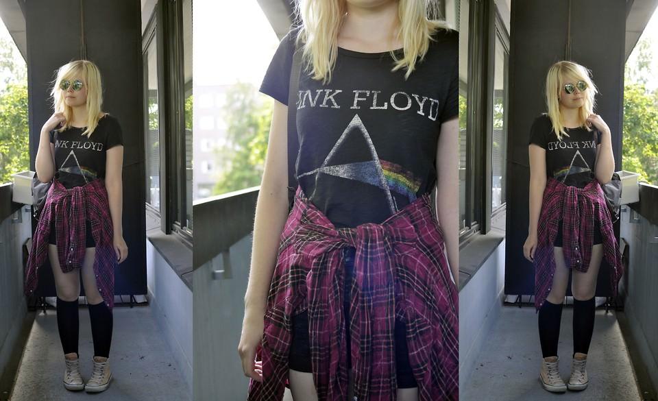 Pink Floyd Girls 3