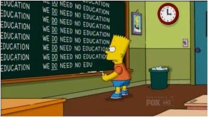 Pink Floyd on Simpsons 12