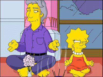 Pink Floyd on Simpsons 5
