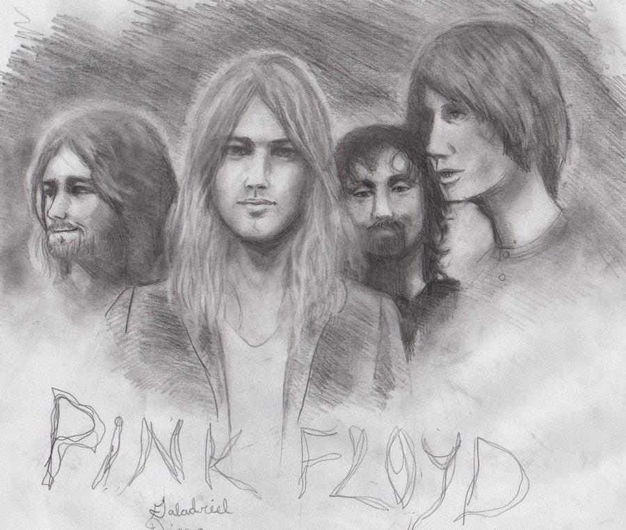 Pink Foyd Drawings 16