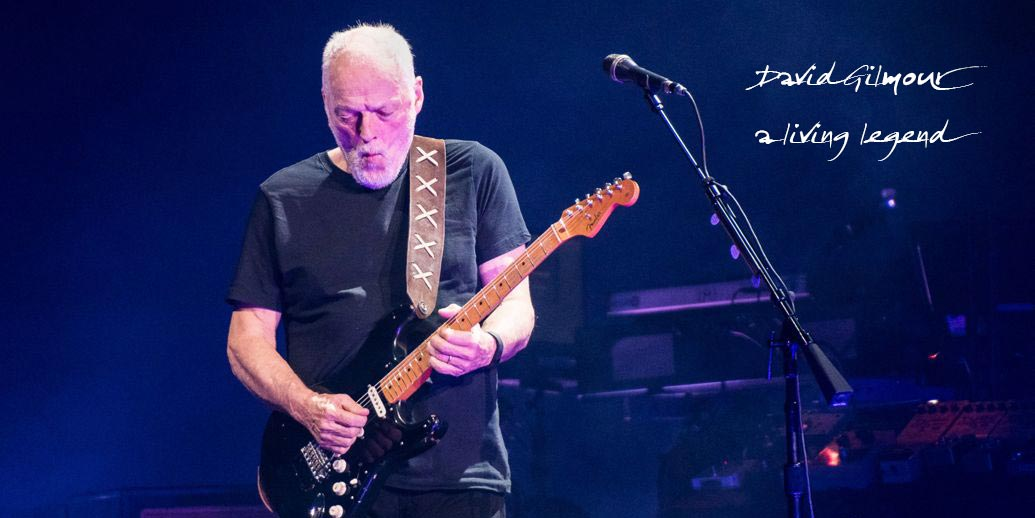 Watch David Gilmour Mash Up Pink Floyd and Prince (From Gilmour's Last Concert)