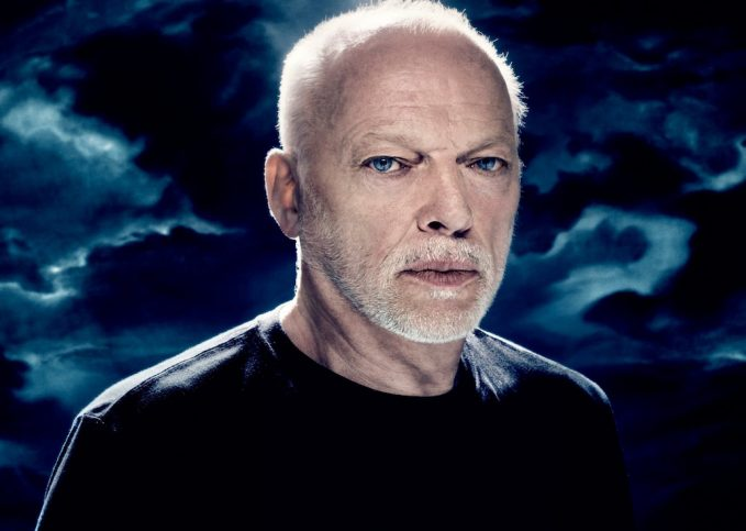 gilmour clouds