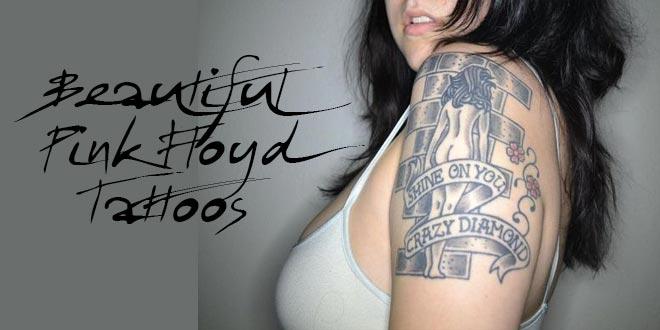 Amazing Pink Floyd Tattos Part-1 (30 Tattoos)