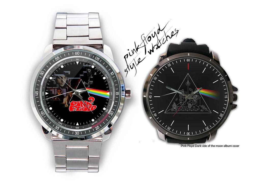 cool watches with pink floyd design pink floyd. Black Bedroom Furniture Sets. Home Design Ideas