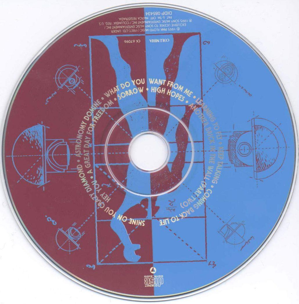 PINK FLOYD - Pulse - CD 1
