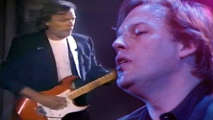 David Gilmour Plays The Blues (From 1988 Les Paul and Friends Concert)