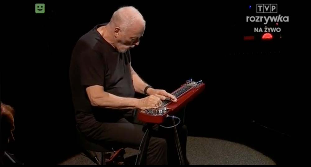 David Gilmour Busts Out Pink Floyd Classic After 22 Years In Poland