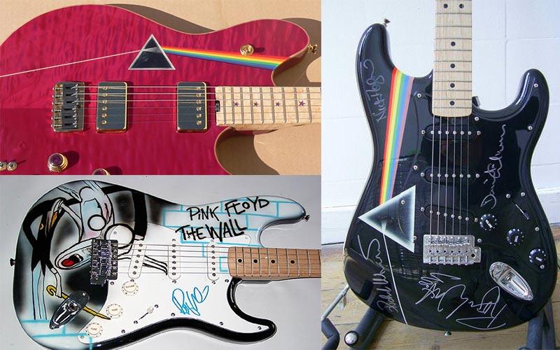 27 Best Pink Floyd Guitars