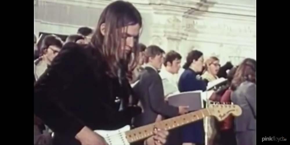 Watch: Super Rare Video of Pink Floyd!
