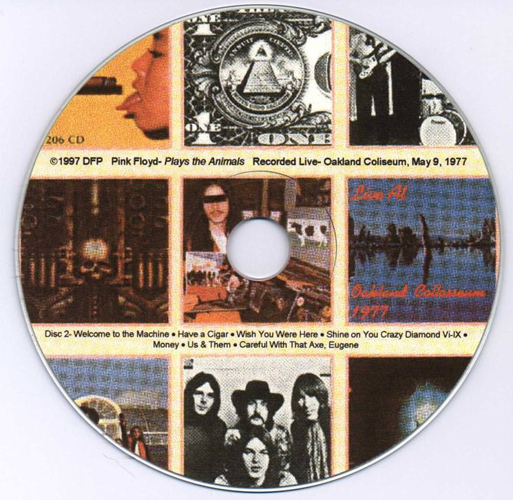 Plays The Animals Disc1