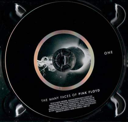 The many faces of pink floyd a journey CD1