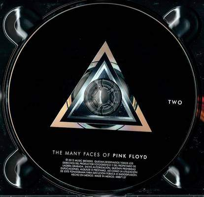 The many faces of pink floyd a journey CD2