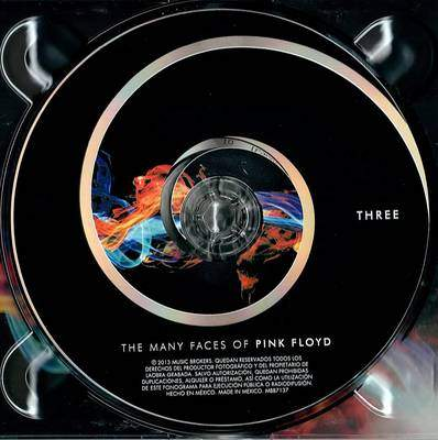 The many faces of pink floyd a journey CD3
