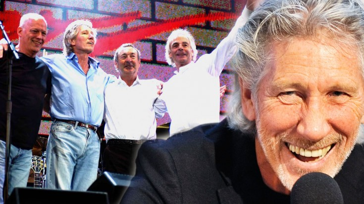 """Pink Floyd's Last Performance Of """"Wish You Were Here"""""""