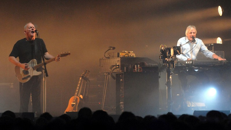 David Gilmour Won't Play Pink Floyd's Echoes Without Him