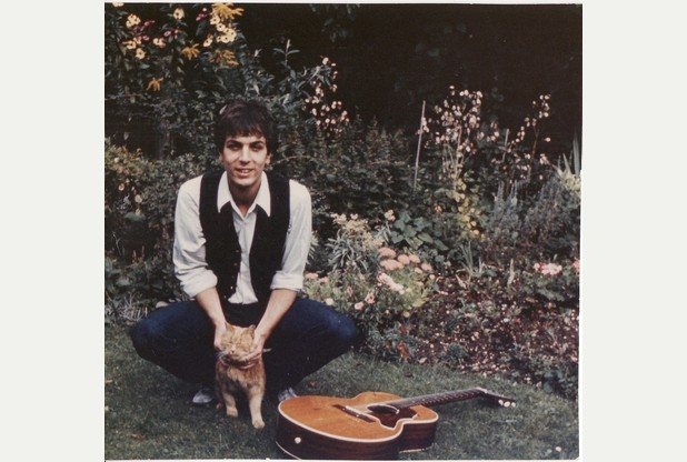 Never been published before image of Syd Barrett, aged 16.