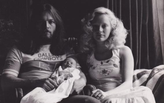 david-gilmour-and-ex-wife