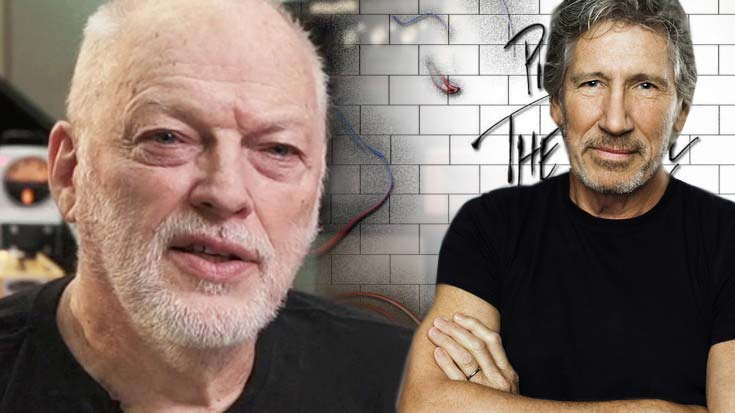 "Pink Floyd Frontman David Gilmour Looks Back On ""The Wall"""