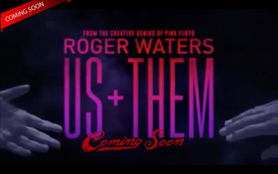 "Breaking New: Roger Waters Has Just Posted Teaser Video for Upcoming ""Us and Them"" Project"