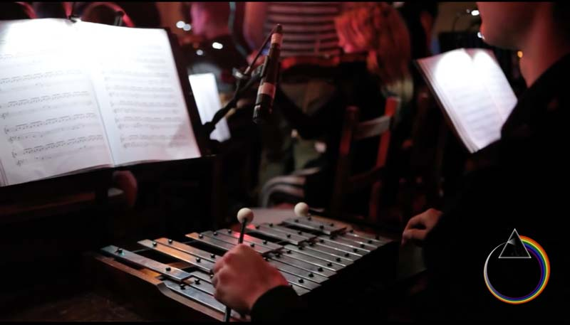 """Watch, Trinity Orchestra plays Pink Floyd's 'The Dark Side of the Moon': """"Time"""" and """"Breathe (Reprise)"""""""