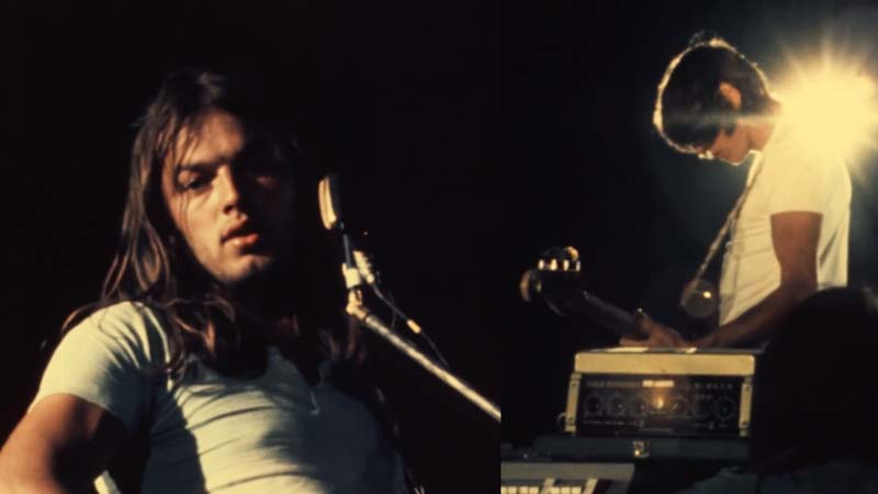 "Watch 1970 RARE Live Performance Of  Pink Floyd's ""Atom Heart Mother"""