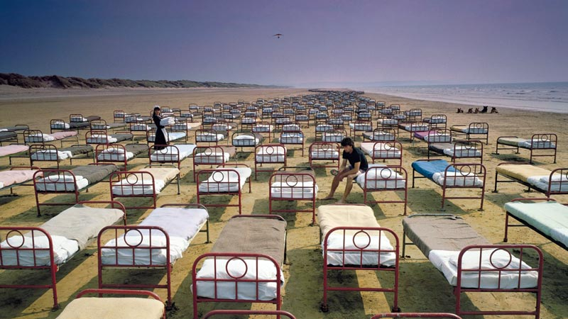 "5 Fast Facts for Pink Floyd's  ""A Momentary Lapse of Reason"""