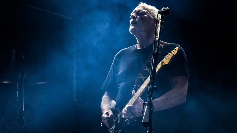 David Gilmour Returns To Pompeii For One Night Only!!