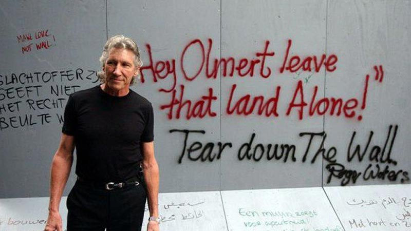 Roger Waters: Radiohead Isn't Going To Boycott Israel — Even Though I Asked