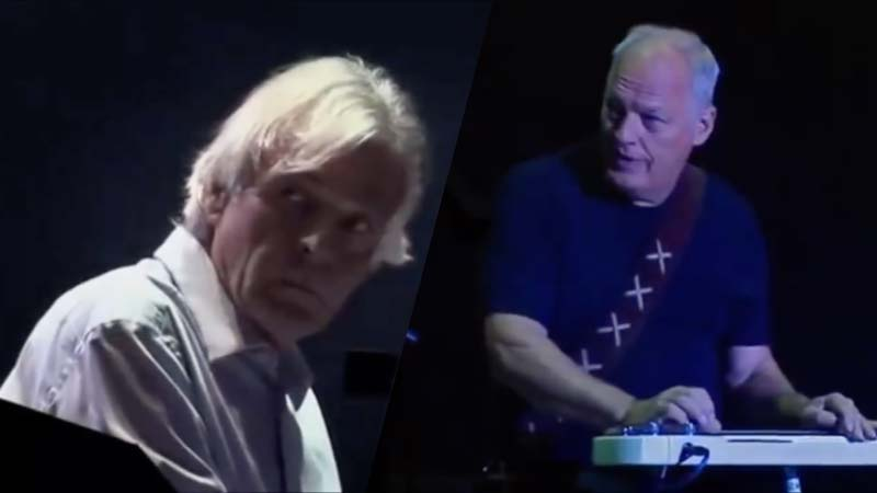 Watch, David Gilmour & His Friends – No Words to Describe That Beautiful Piece of Music