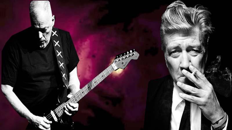 "Watch: David Lynch + ""Twin Peaks"" + Pink Floyd = It's a recipe for psychedelic nirvana."