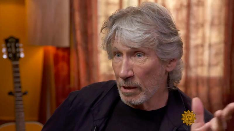"Roger Waters Says: "" I think this is the LAST LAP for me"""