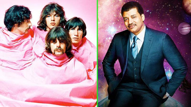 Famous Astrophysicist Neil DeGrasse Tyson Blames Pink Floyd For This Common Scientific Misconception