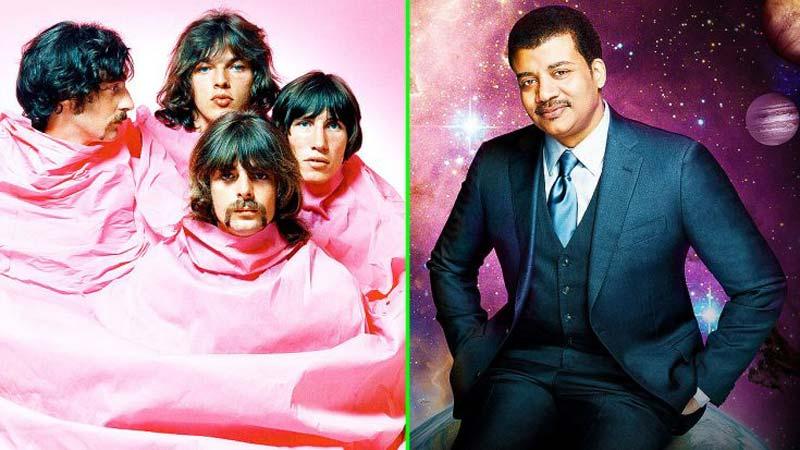 Famous Astrophysicist Neil DeGrasse Tyson Blames Pink Floyd For This Common Scientific Misconception