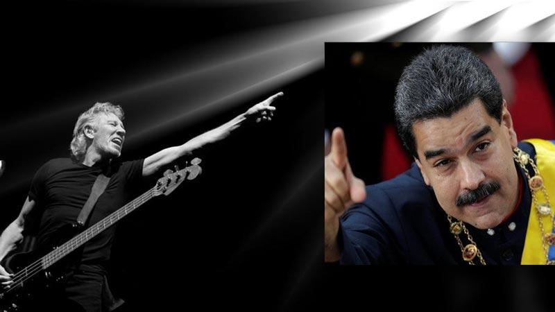 "Roger Waters Stands with Nicolas Maduro, Praises Venezuela's ""Real Democracy"""